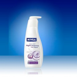 NIVEA Body Lotion Night Whitening Cell Repair