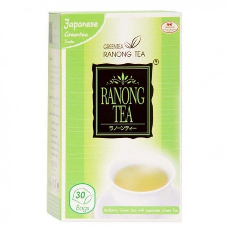 Ranong Mulberry Japanese Green Tea
