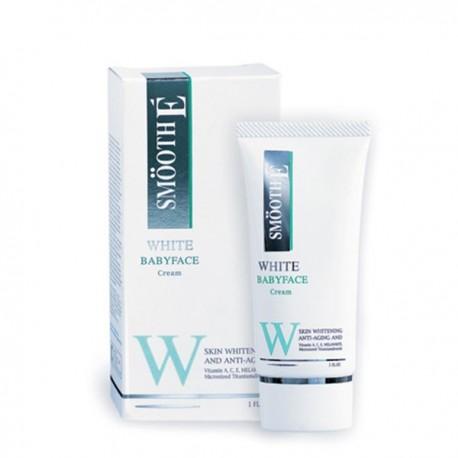 Smooth-E White Babyface Cream