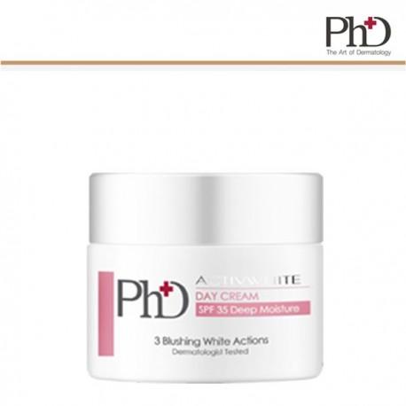 PhD ActivWhite Day Cream - Deep Moisture