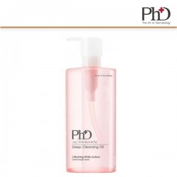 PhD ActivWhite Cleansing Oil