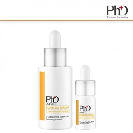 PhD Advanced Poreless Serum - Acne Oil Control