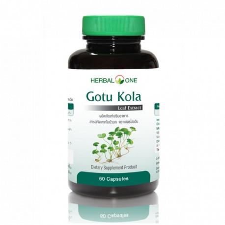 Herbal One Gotu Kola Extract Capsule