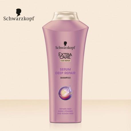 Schwarzkopf Extra Care Serum Deep Repair Shampoo