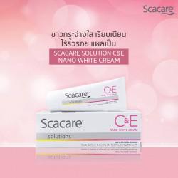 Scacare C&E Nano White Cream
