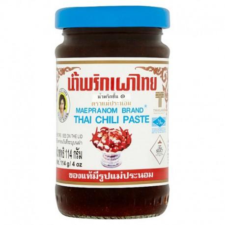 Maepranom Brand Thai Chili Paste