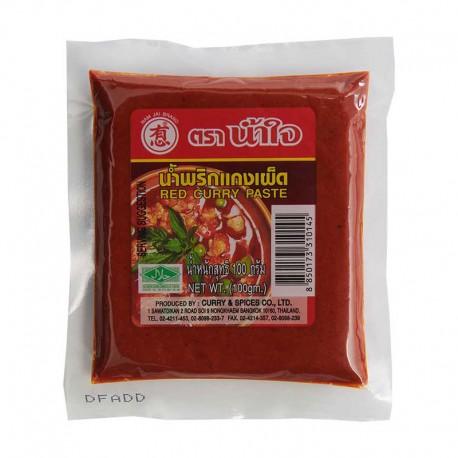 Namjai Red Curry Paste