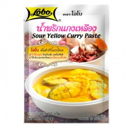 Sour Yellow Curry Paste