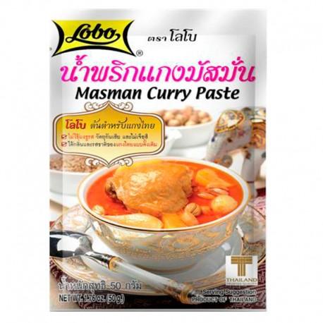 Lobo Massaman Curry Paste