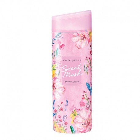 Cute Press Sweet Musk Shower Cream