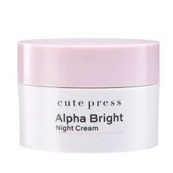 Cute Press Alpha Bright Night Cream