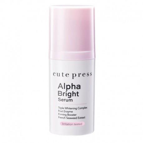 Cute Press Alpha Bright Serum