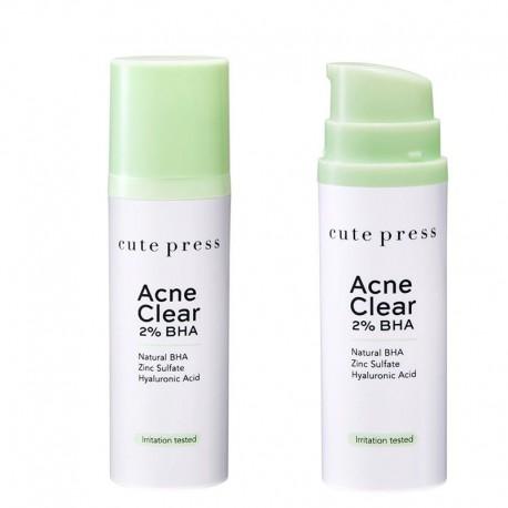 Cute Press Acne Clear 2% Bha
