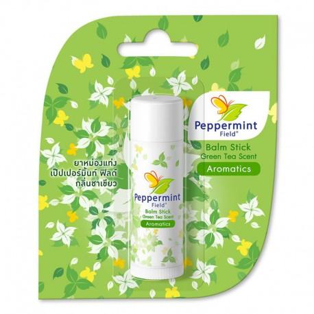 Peppermint Field Balm Stick - Green Tea