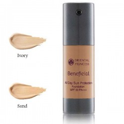 Oriental Princess Beneficial All Day Sun Protection Foundation