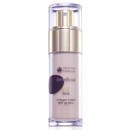 Oriental Princess Beneficial BB Secret Collagen Cream