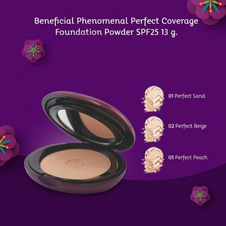 Oriental Princess Beneficial Phenomenal Perfect Coverage Foundation Powder