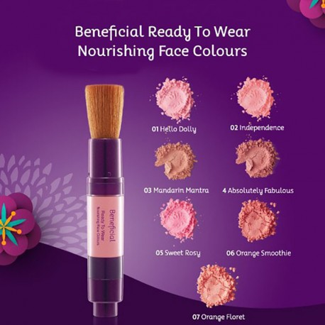 Oriental Princess Beneficial Ready To Wear Nourishing Face Colours