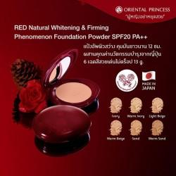 Oriental Princess Red Natural Whitening & Firming Phenomenon Foundation Powder