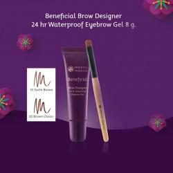 Oriental Princess Beneficial Brow Designer 24 hr Waterproof Eyebrow Gel