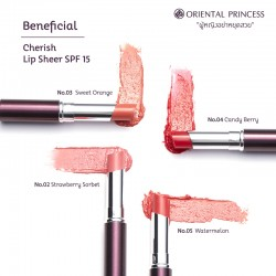 Oriental Princess Beneficial Cherish Lip Sheer SPF15
