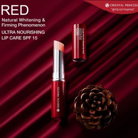Oriental Princess RED Natural Whitening & Firming Phenomenon Ultra Nourishing Lip Care
