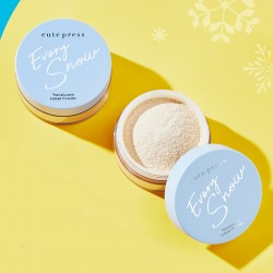Cute Press Evory Snow Translucent Loose Powder