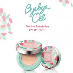 Cute Press Bye Bye Oil Cushion Foundation Powder SPF50+