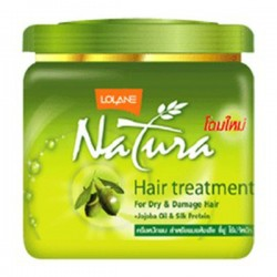 Lolane Natura Hair Treatment Jojoba Oil
