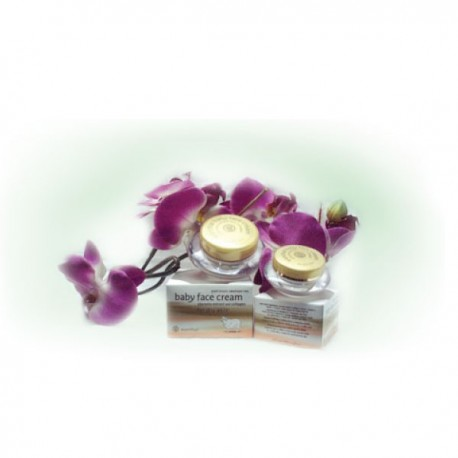 Wanthai Baby Face Cream for dry skin