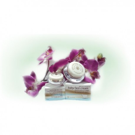 Wanthai Baby Face Cream for normal-oily skin