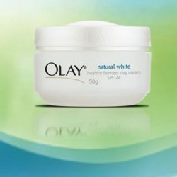OLAY Natural White Day Cream SPF 24