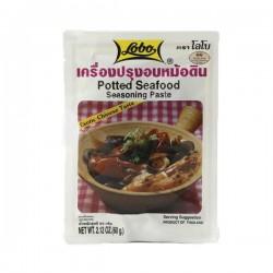 Potted Seafood Seasoning Paste
