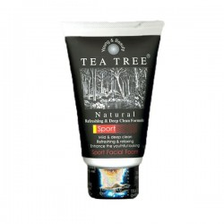 Tea Tree Sport Facial Foam