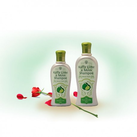 Wanthai Kaffir Lime & Moss Shampoo for Normal Hair